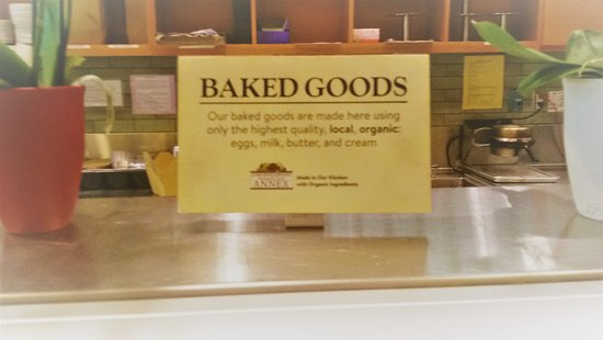 El Cerrito, CA: They use organic dairy and eggs in their bakery