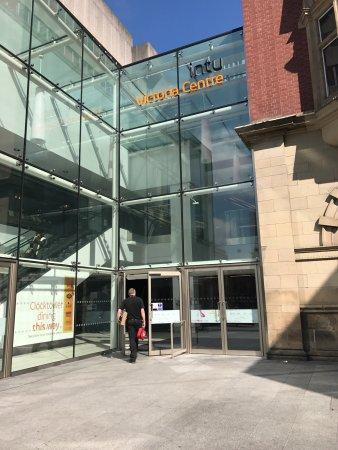 Hotels Near Victoria Centre Nottingham