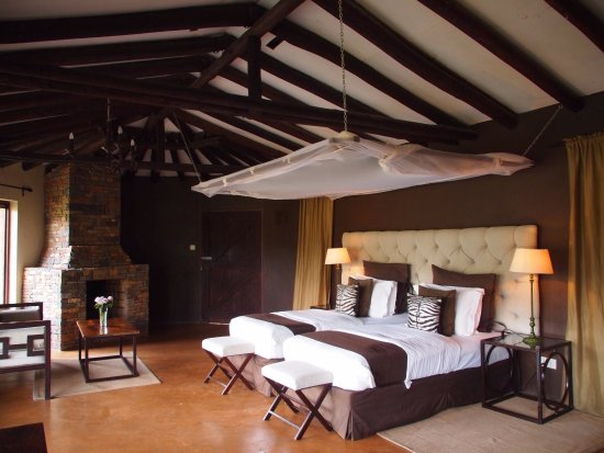 The Emakoko: Rooms are spacious, luxurious and comfortable.