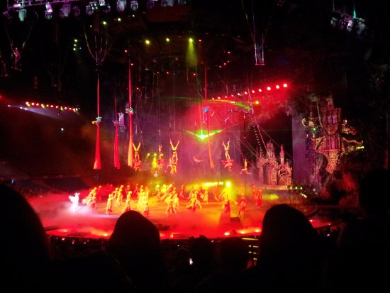Chimelong International Circus : Чудо