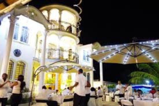 Hotel Villa Lamarre