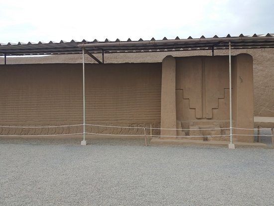 Chan Chan: Templo interior