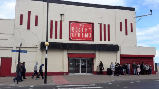 ‪The Regent Cinema‬