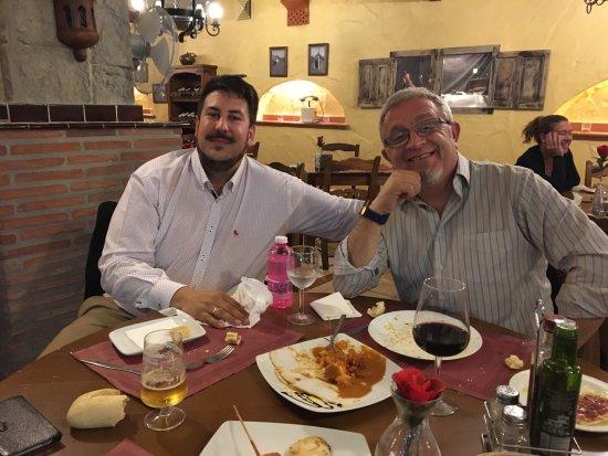 San Luis de Sabinillas, Spanien: Restaurante El Molino