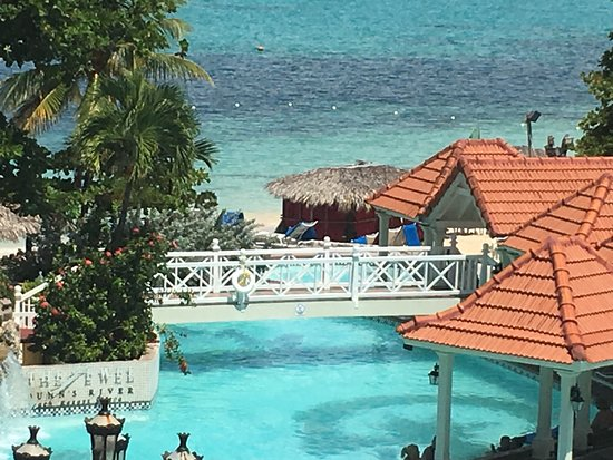 Jewel Dunn's River Beach Resort & Spa, Ocho Rios,Curio Collection by Hilton: view from our room