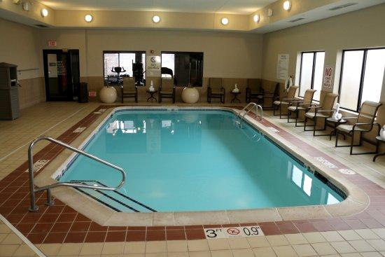 Carter Lake, Iowa: Indoor Pool