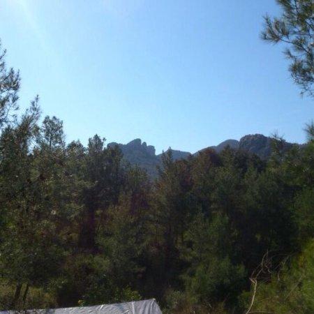 Serik, Tyrkia: Çok güzel bir mağara...