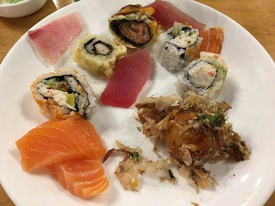 Concord, CA: Sushi