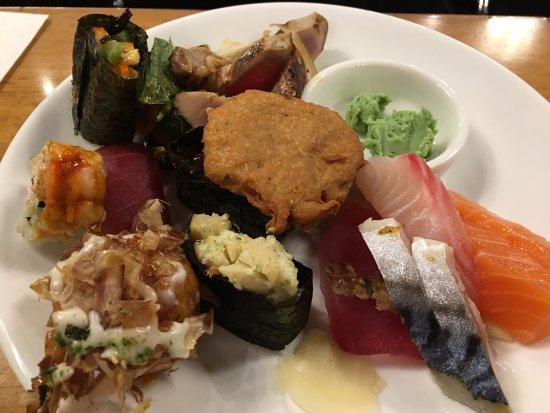 Κόνκορντ, Καλιφόρνια: Sushi
