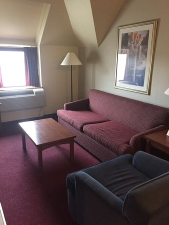 Thorold, Kanada: Clean but dated hotel