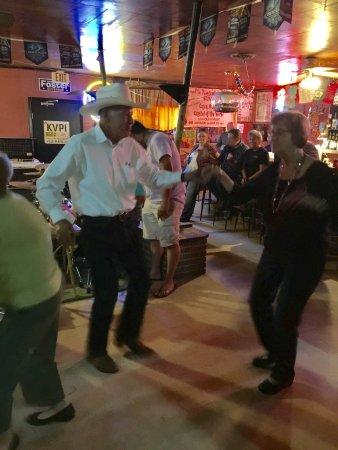 Mamou, Louisiane : Freds Lounge