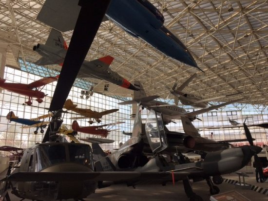 The Museum of Flight : Just a peek!