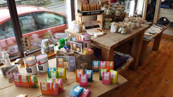 Roundstone, Ιρλανδία: Bluewater Gifts & Crafts