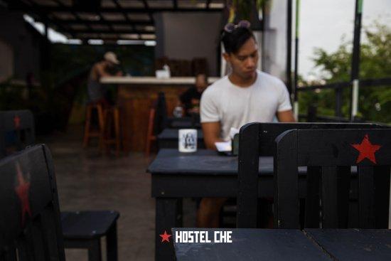 Hostel Che: Bar