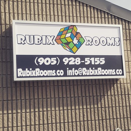Rubix Rooms Escape Rooms