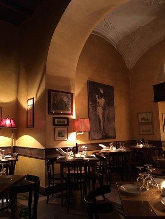La Casa di Ninetta: Beautiful restaurant