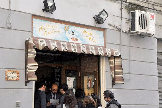 Via Sedile Di Porto 23.Mangi Bevi Naples Pendino Menu Prices Restaurant Reviews Tripadvisor