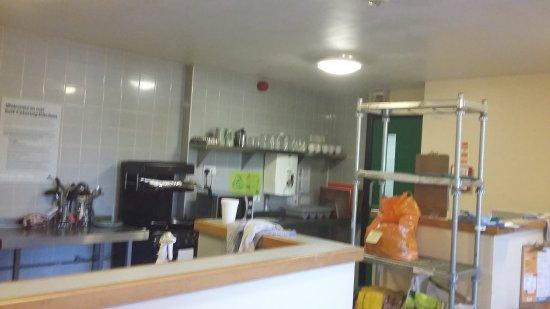 YHA Haworth: SC Kitchen