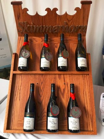 St. Eugene Golf Resort & Casino: Skimmerhorn Winning Wines