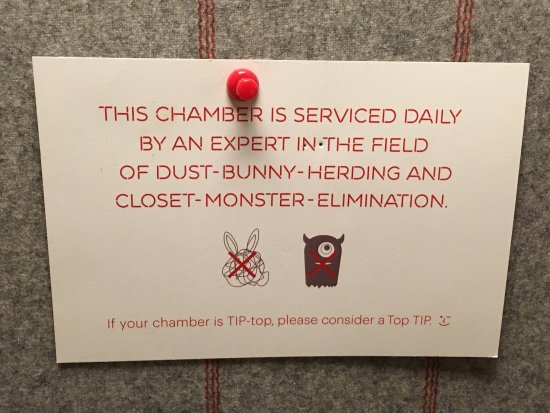 cute notes picture of virgin hotels chicago chicago tripadvisor