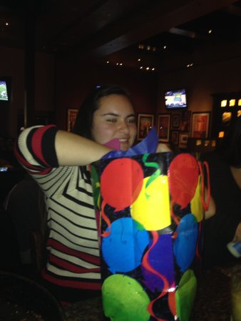 Great Place To Celebrate 21st Birthday Picture Of Bj S Restaurant Brewhouse San Diego Tripadvisor