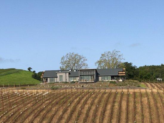 هيلدسبيرغ, كاليفورنيا: MacRostie Winery And Vineyards