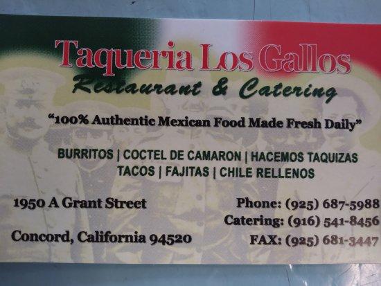 Concord, Californië: Delicious abundance!