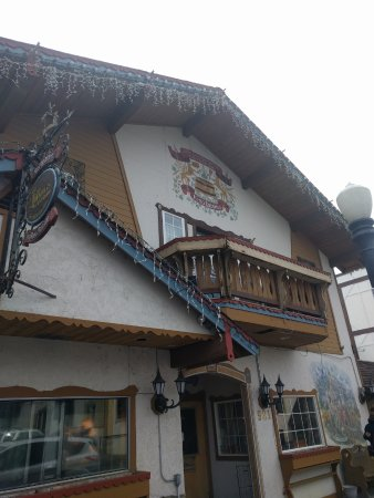 King Ludwig's Restaurant: front of the restaurant