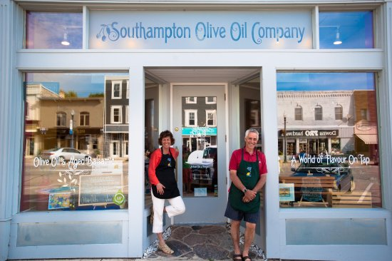 Southampton, Canada: Locally owned & operated.