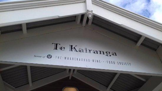 Martinborough, Neuseeland: Te Kairanga - 2nd stop