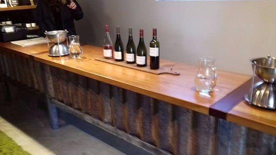 Martinborough, Nuova Zelanda: 1st stop wine tasting