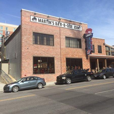 Bbq Restaurants In Downtown Nashville Tn