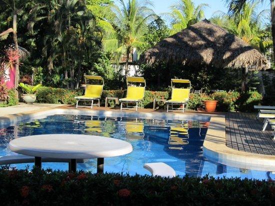 Hotel La Puerta del Sol: piscina