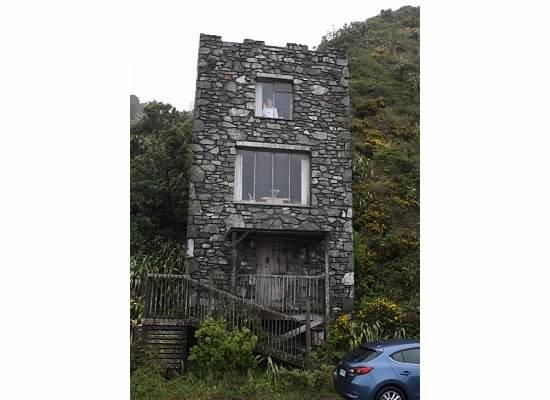 The Lighthouse and the Keep Wellington: The Keep on Esplanade