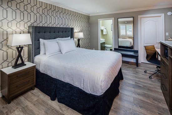 San Mateo, Kalifornia: King Bedded Room