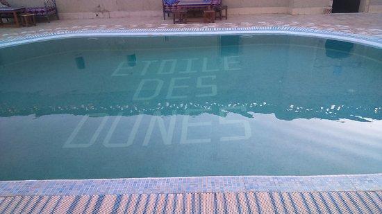 Etoile des Dunes: La piscina en muy coqueta
