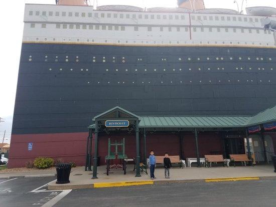 Titanic Museum: 20170410_095319_large.jpg