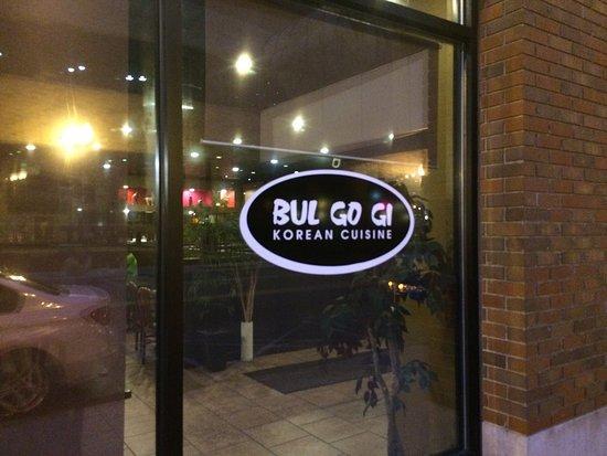 East Lansing, MI: Bulgogi