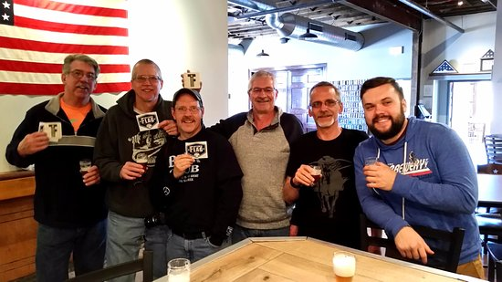 Middletown, PA: The brew crew!