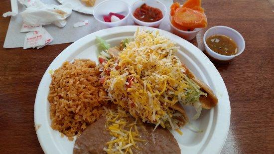 Hard Headed Mexican Food