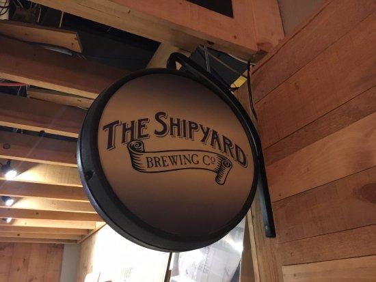 Shipyard Brewing Company: Shipyard Brewing Co.