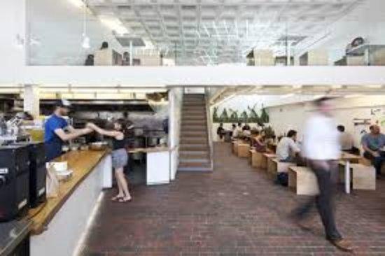 Clover Food Lab (HSQ): Inside Clover Food Lab in Harvard Square