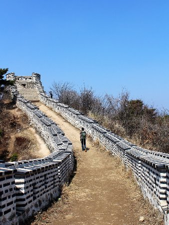 Gwangju, South Korea: Wall