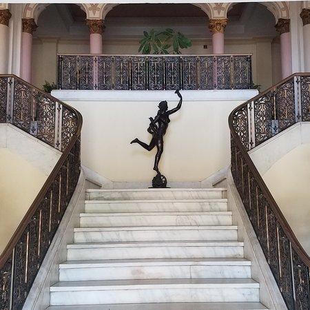 The entrance at Club Havana