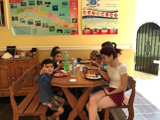 Pedrito Hostal: una comida cubana