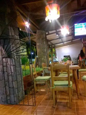 Cafe Hernan: ambiente agradable