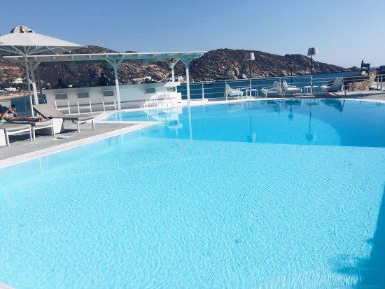 Ios Palace Hotel Image