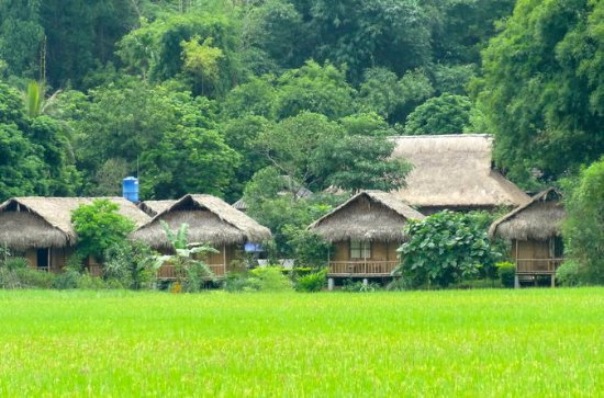 Mai Chau Valley Day Tour from Hanoi