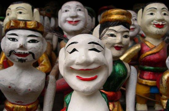 Ganztägige Hanoi-Hauptstadttour