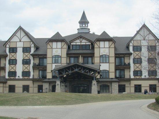 Mountain Grand Lodge and Spa Photo